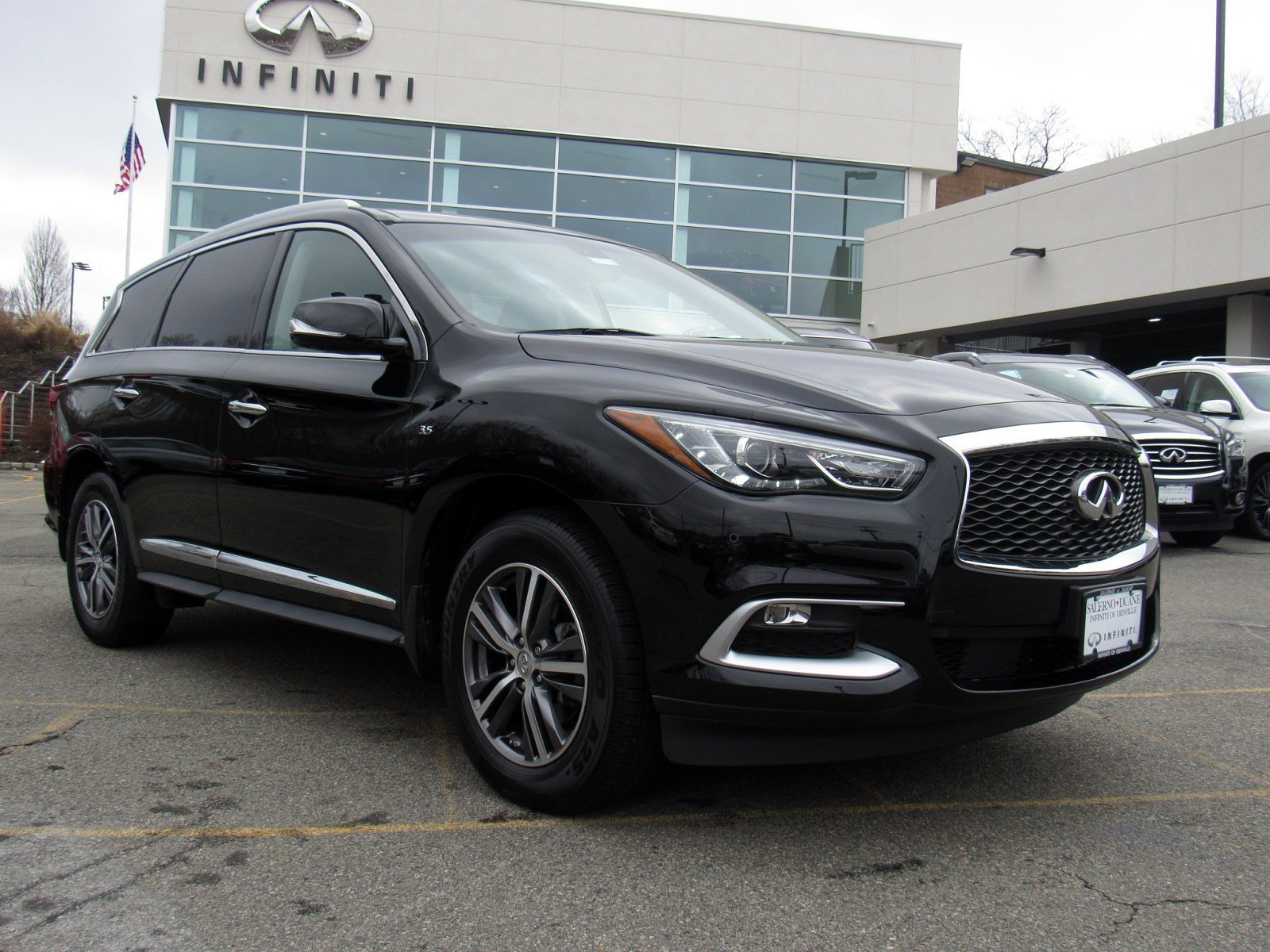 Certified Pre Owned 2016 Infiniti Qx60 Base