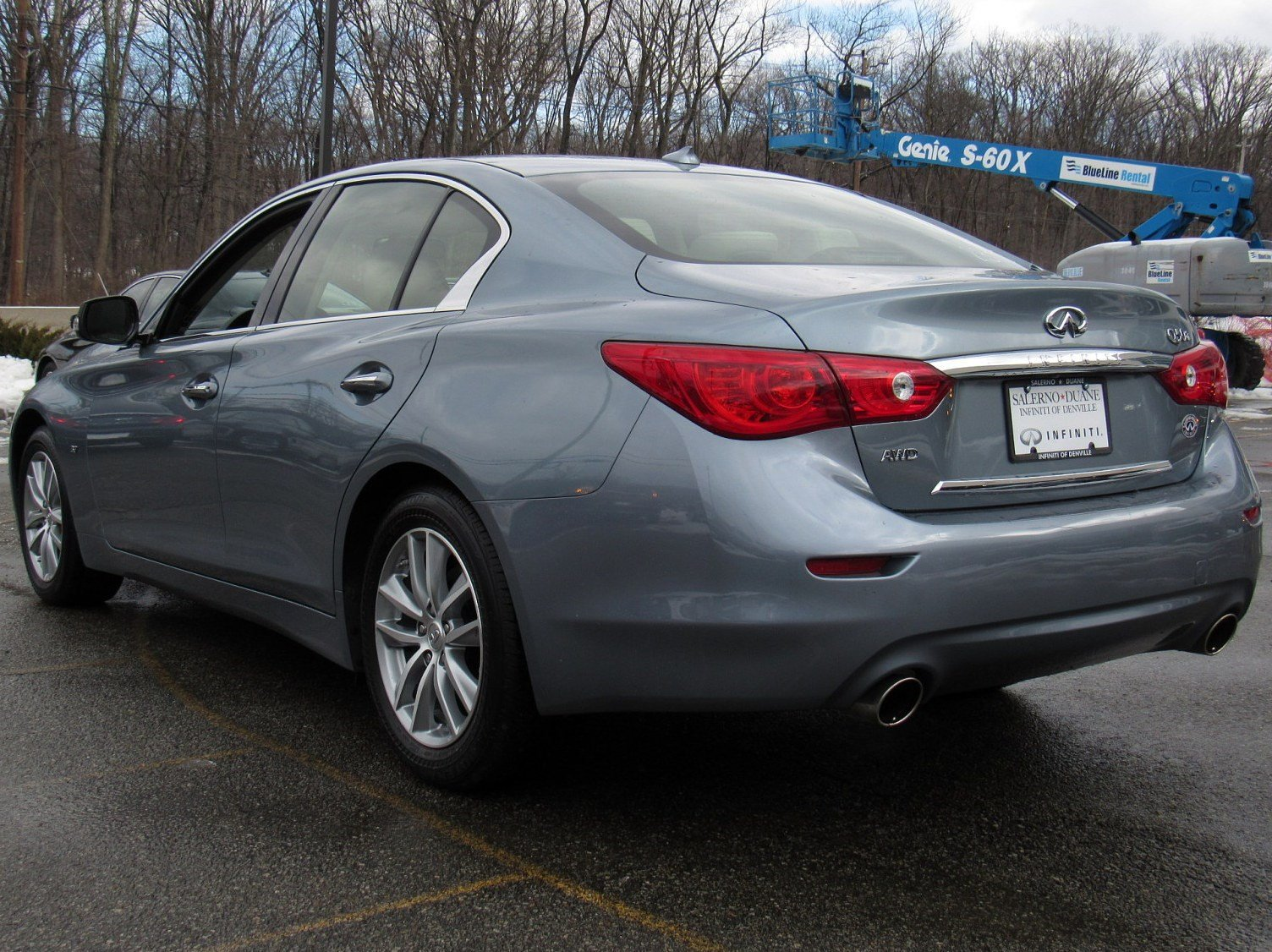 certified pre owned 2015 infiniti q50 base 4dr car in denville rh infinitiofdenville com