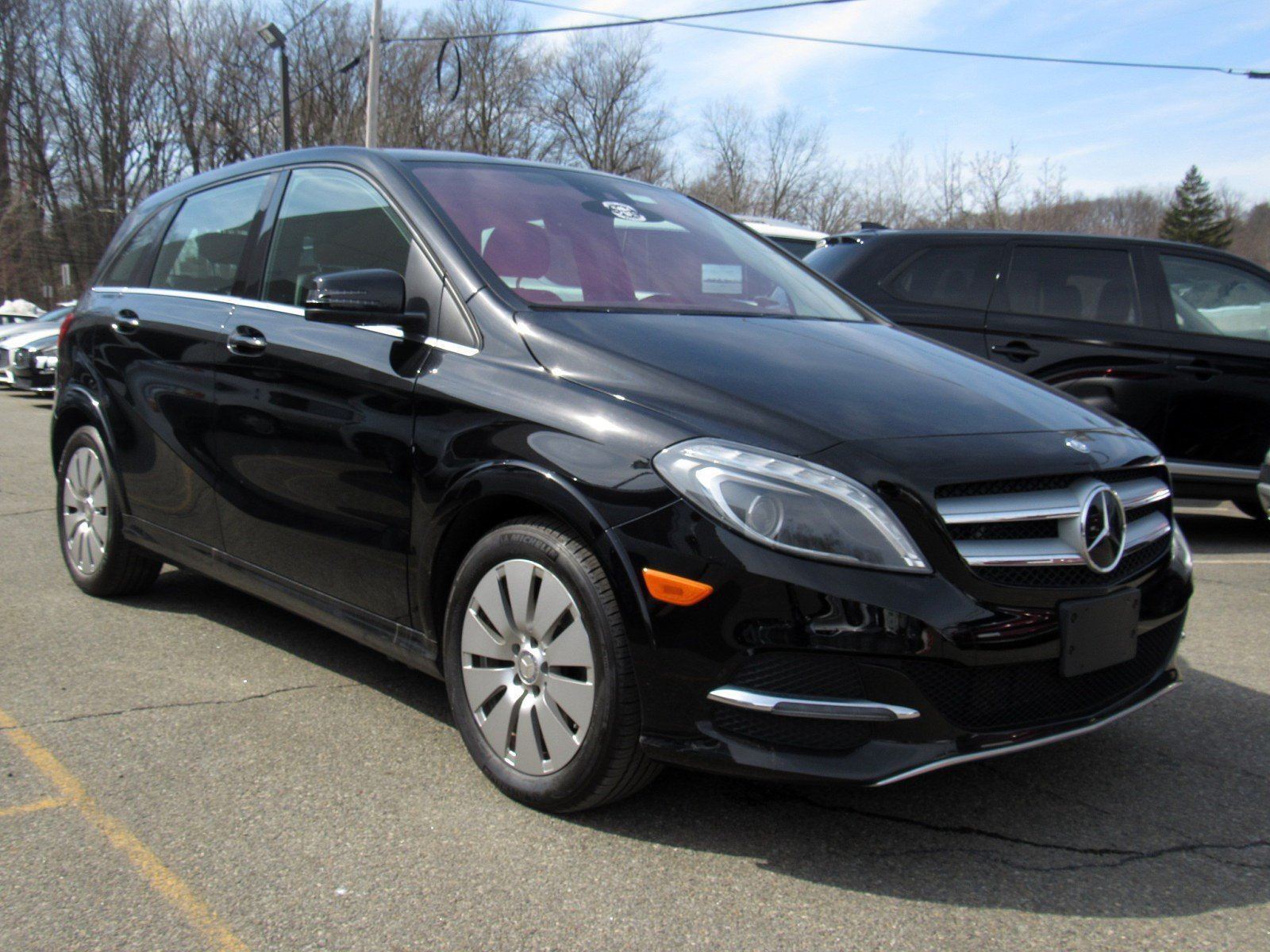 Pre Owned 2017 Mercedes Benz B Cl 250e
